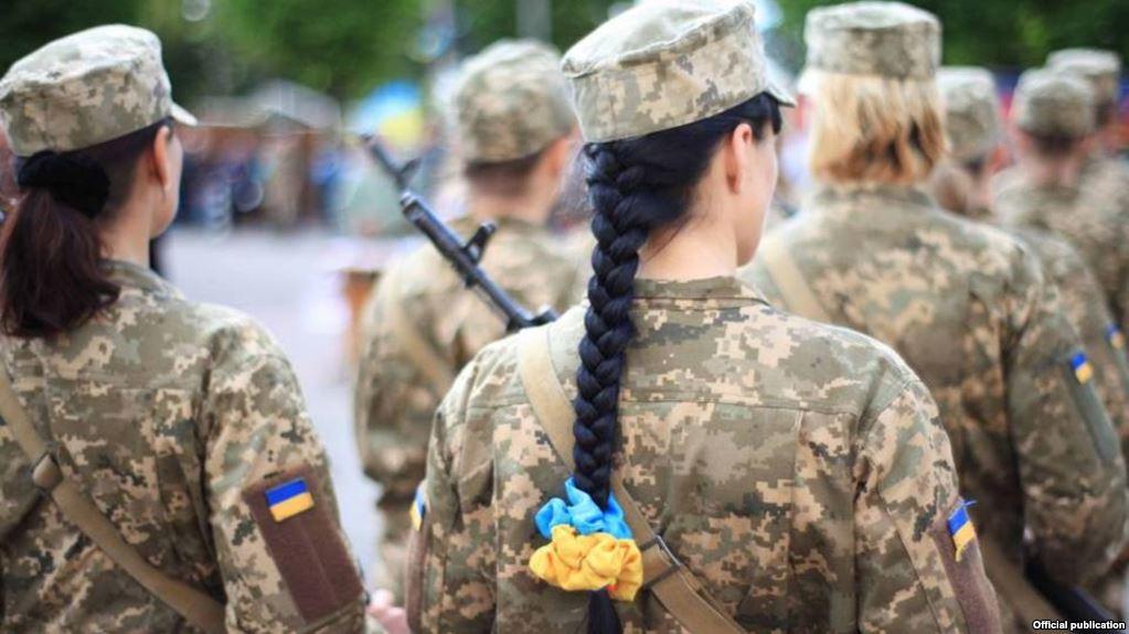 Законопроект 6109: Коли жінки матимуть в армії рівні можливості з ...
