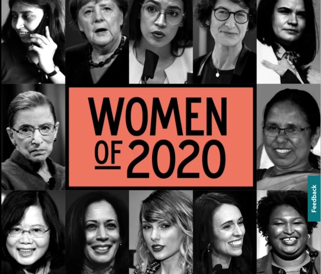 Financial Times назвав 12 найпливовіших жінок – 2020