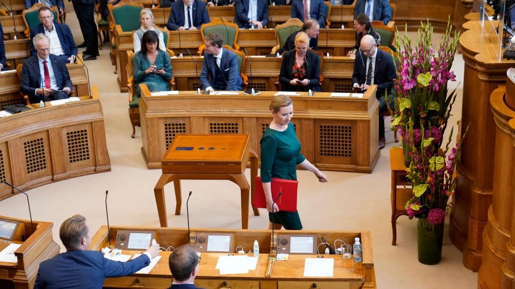 Парламент Данії