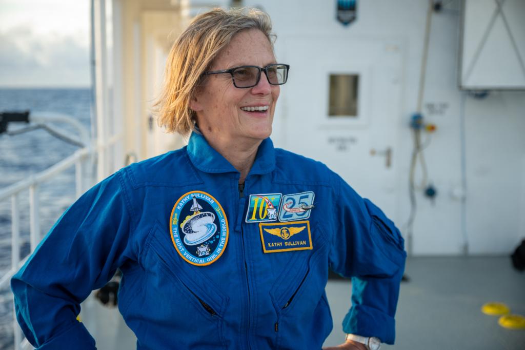 Кеті Салліван, список найвпливовіших жінок за версією ВВС