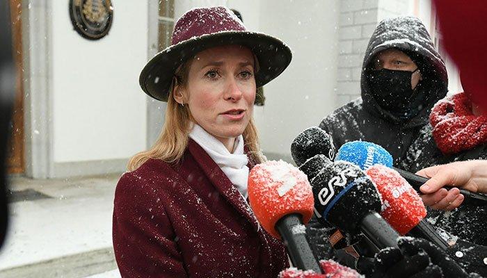 Каї Каллас уже пропонували очолити уряд у березні 2019 року