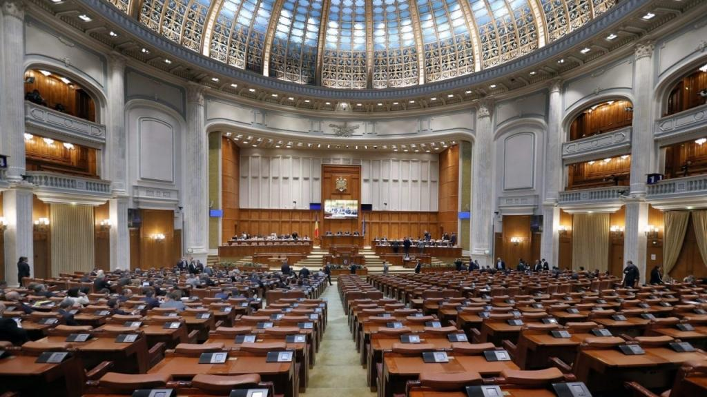 Парламент Румунії