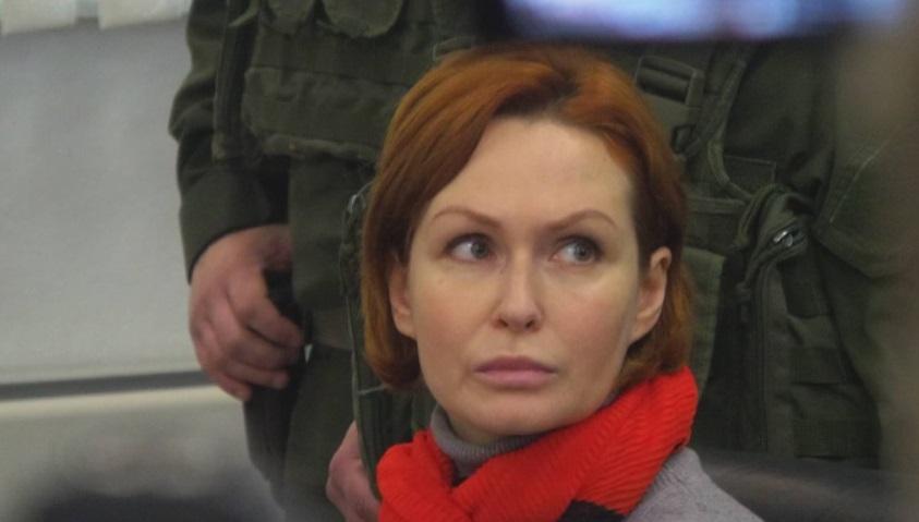 Юлія Кузьменко, підозрювана у вбивстві Шеремета