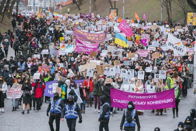 Марш жінок-2021