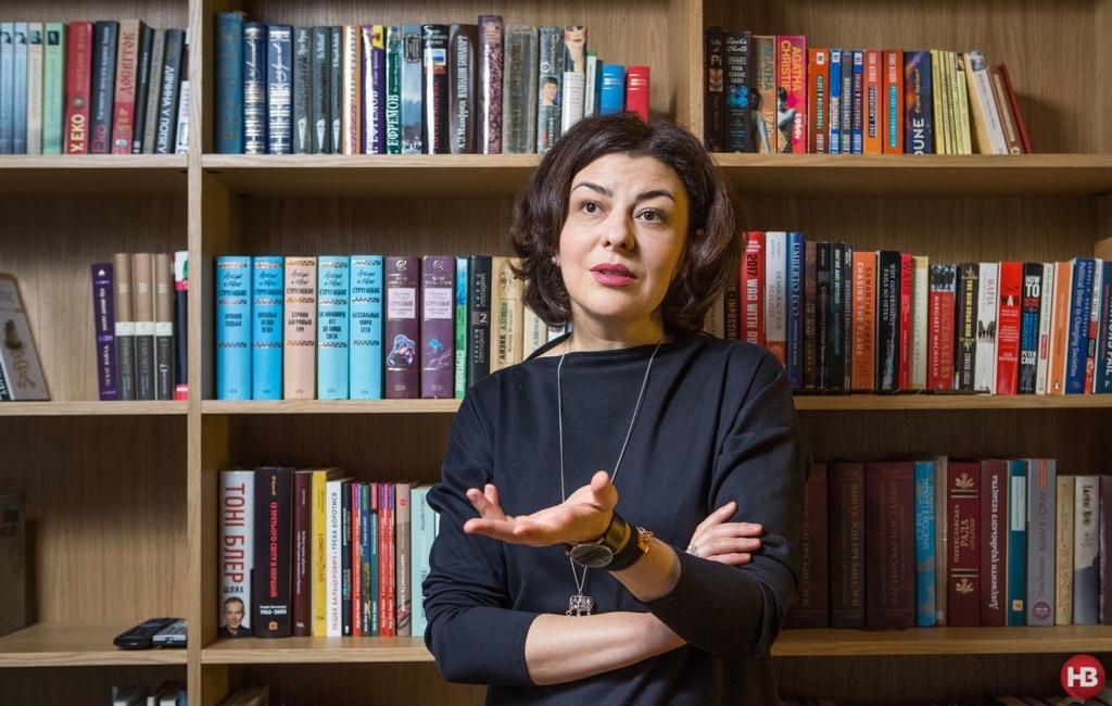 Оксана Сироїд, політикиня