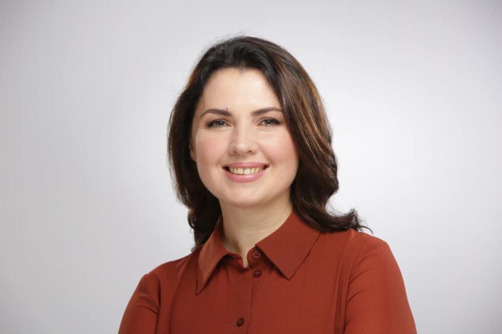 Євгенія Кулеба, депутатка Київради і громадська діячка