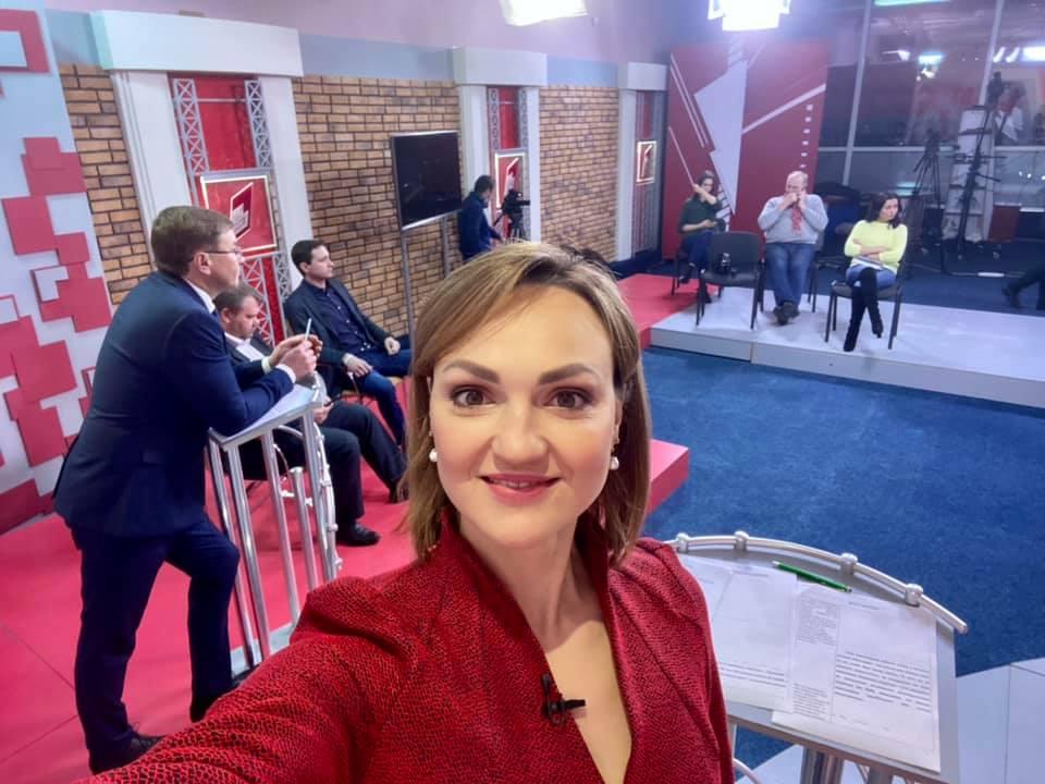 Ганна Давиденко, депутатка Вінницької міської ради 2015-2020 роках