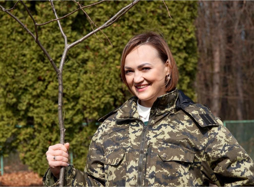 Ганна Давиденко – проректорка з наукової та міжнародної діяльності університету Вінницького інституту університету «Україна»
