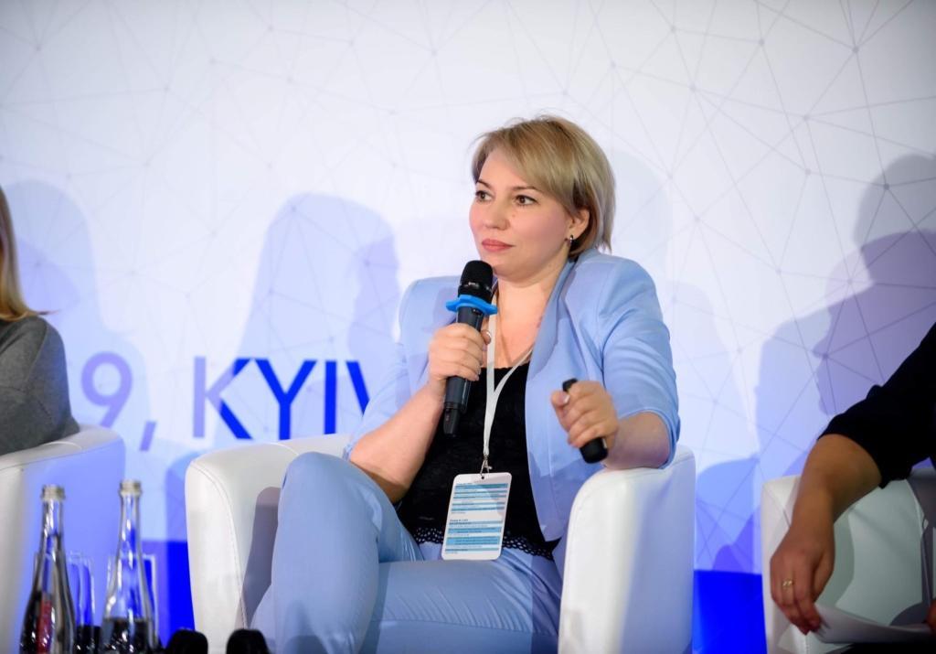 Ольга Алтуніна, депутатка Слов'янської міської ради