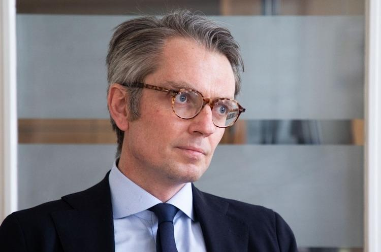 Тобіас Тиберг, Надзвичайний і Повноважний Посол Королівства Швеція в Україні
