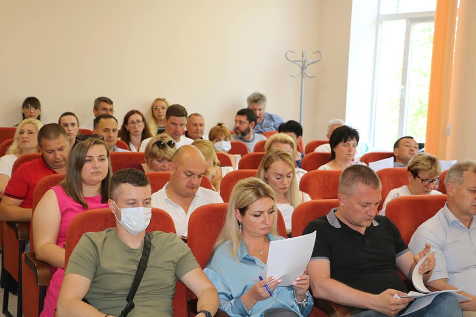 депутати Таїровської селищної ради