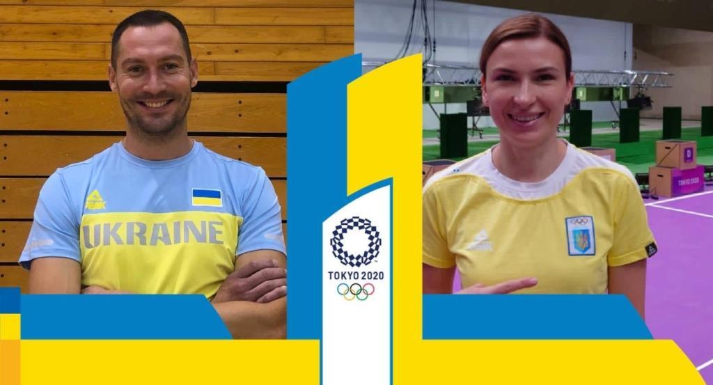 Прапор України на Олімпійських іграх понесуть Богдан Нікішин та Олена Костевич