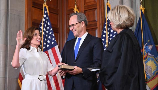 Кеті Гочул, губернаторка штату Нью-Йорк