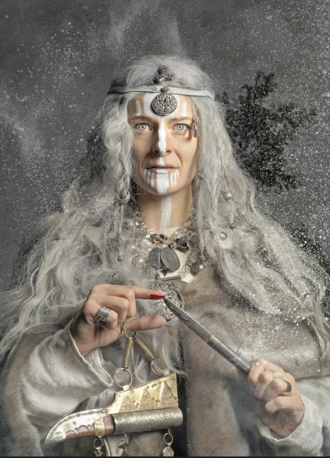 Ане Хальсбое – Йоргенсен (Foto: Jim Lyngvild/Museum Sydøstdanmark)